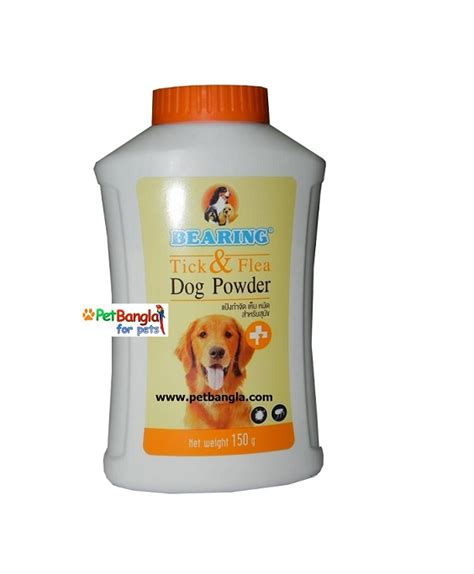 flea powder for dogs bearing tick flea powder pet