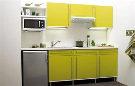 kitchenette ideas for small spaces 25 space saving small kitchens and color design ideas for