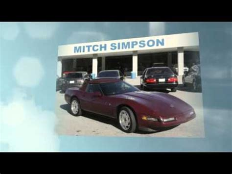 mitch simpson motors financing youtube
