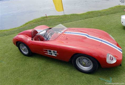 maserati 350s 1956 maserati 350s at the pebble beach concours d elegance