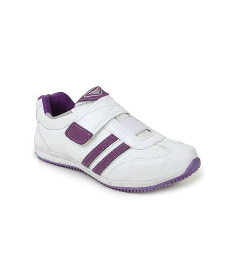 leo sport shoes leo max purple white sports shoes for price in