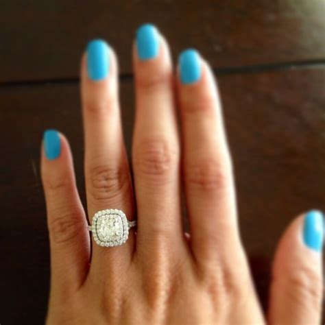 Prince Gets A 5 Carat by 143 Best Shiny Sparkly Rings That Belong On My Finger