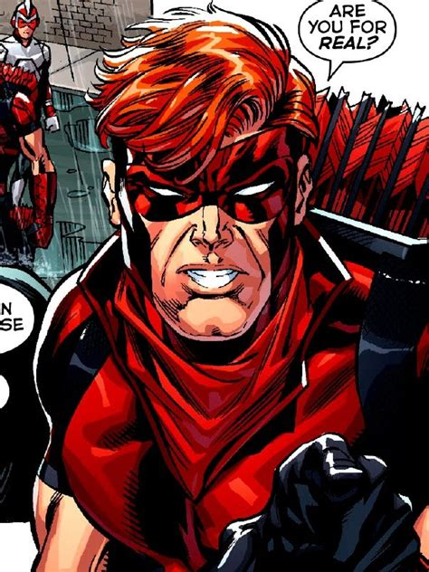 arsenal dc roy harper roy harper speedy arsenal and red arrow