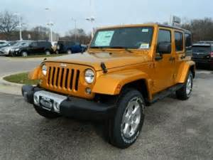 Gold Jeep Wrangler Jeep Wrangler Unlimited Gold Mitula Cars