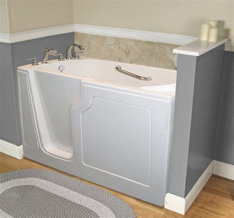 bathtubs ebay a walk in tubs dignity 48 quot x 28 quot whirlpool jetted walk in