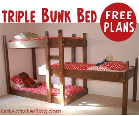 how to make a bunk bed how to make bunk beds homestead survival