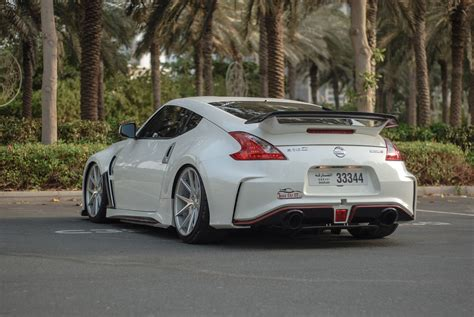 nissan 370z nismo kit carbonsignal 2015 nismo diffuser