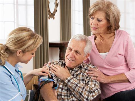 skilled nursing care home care professionals