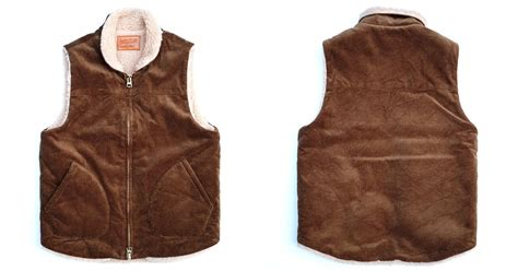 Corduroy Vest kamikaze attack corduroy vest