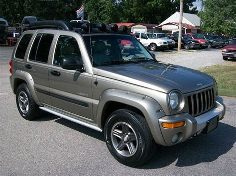 Jeep Liberty Clicking Noise 2004 Jeep Liberty Renegade 4wd 4dr Suv In Hopewell Va