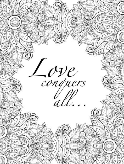 Advanced Valentine Coloring Pages | 20 free printable valentines adult coloring pages love