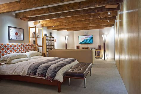 how to turn a basement into a bedroom 20 tantalizing basements that venture beyond the mundane