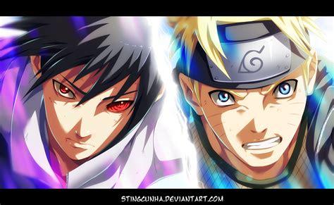 naruto battle image gallery hokage naruto and sasuke