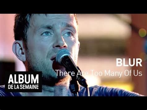 there are too many of us blur music on 1 musica gratis blur there are too many of us album de la semaine
