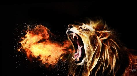 wallpaper abstract lion lion abstract widescreen desktop wallpapers 3281 hd