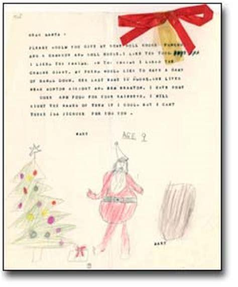 Lettre De Remerciement Noel Souvenirs Des No 235 Ls De Eaton Aux Archives Publiques De L Ontario