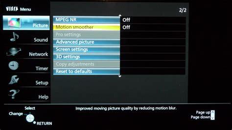 Tv Panasonic As630 choppy frames when playong through usb on panasonic 2014 series