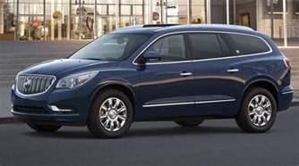 2016 Buick Enclave 2016 Buick Enclave Review Cargurus