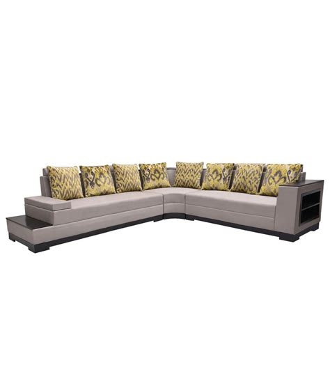 two seater l shaped sofa platina 8 seater l shaped sofa buy platina 8 seater l