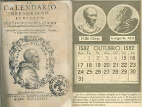 Calendario Gregoriano 2015 Calendario Gregoriano Origen Espa 241 Ol Revista De Historia