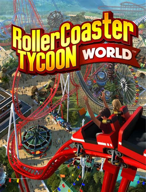 t 233 l 233 charger le jeu rollercoaster tycoon world complet pc