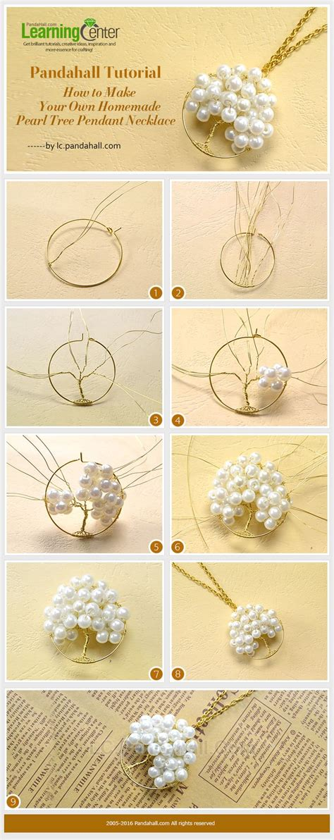 make your own jewelry tree 1000 ideas about necklace tutorial on beaded