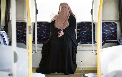 Daily Niqab who wear niqab worry about how bill 62 will