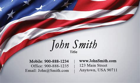 Free Us Army Business Card Templates by Gray Business Card Design 1801021
