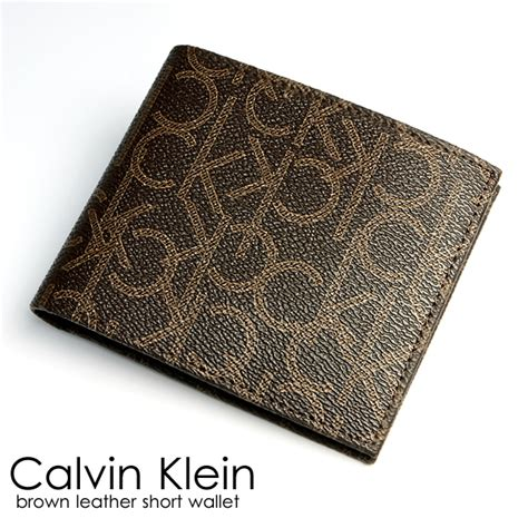 Branded Calvin Klein Embossed Leather Wallet Gck09 Original Usa cameron rakuten global market calvin klein calvin klein mens wallet 2 fold wallet leather