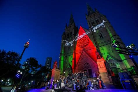 christmas events in sydney 2016