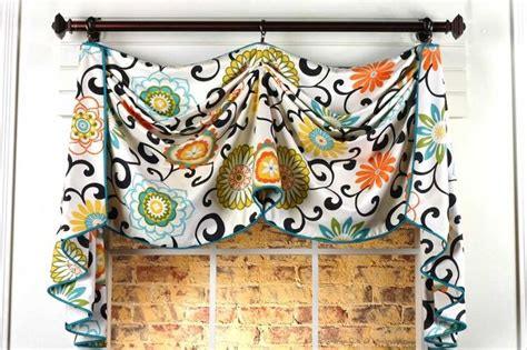 curtain patterns for sewing best 25 valance window treatments ideas on pinterest