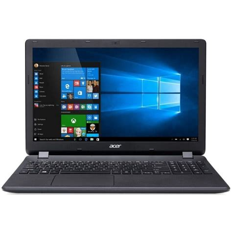 Notebook Acer Ram 4gb notebook acer es1 531 1 6ghz 4gb ram 500gb hd 15 no