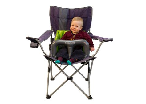 on the road pack a travel high chair calming aid and