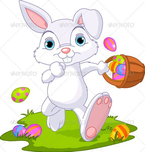 why do you hide eggs on easter easter bunny hiding eggs by dazdraperma graphicriver