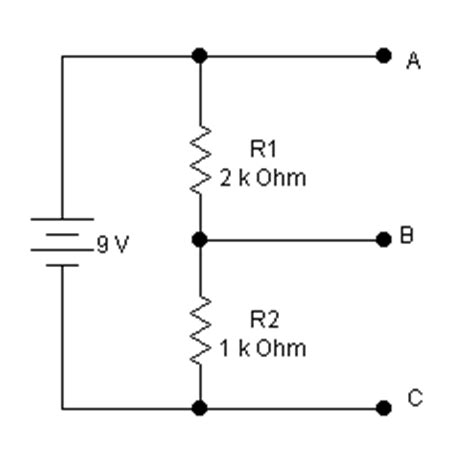 diode cl voltage divider voltage divider diode 28 images ppt parallel lc resonant circuit powerpoint presentation id
