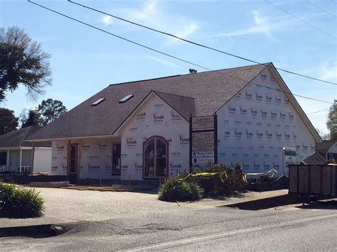 Carencro Post Office by Expansion Downtown Carencro Developing Lafayette