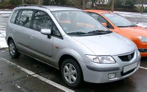 Madza Premacy File Mazda Premacy Front 20071227 Jpg Wikimedia Commons