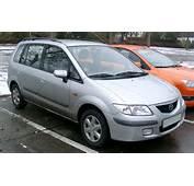 Mazda Premacy Front 20071227jpg  Wikimedia Commons