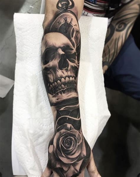 fred flores tattoo created by fred flores