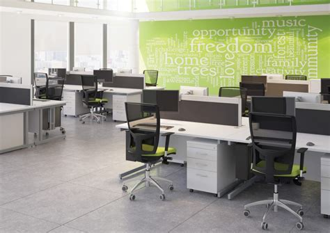 ashford white office desk bracken office furniture