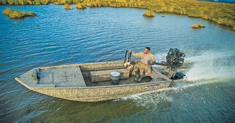 gator tail boats savage series the best boats and motors for duck hunters in 2018 wildfowl