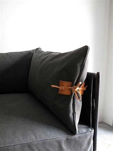 Cushions For Leather Sofa The Design Walker Cushions Leather Leather Sofas Sofas Cushions