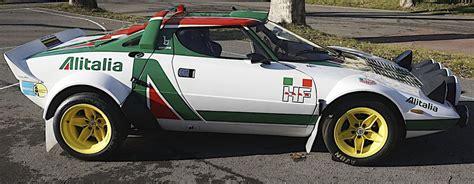 Lancia Stratos 5 Lancia Stratos 1976 Francja Giełda Klasyk 243 W