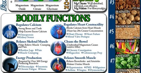 taking magnesium before bed magnesium infographic fyi i have restless leg syndrome