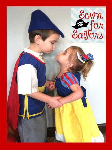 elaborate disney snow white prince inspired boy s costume