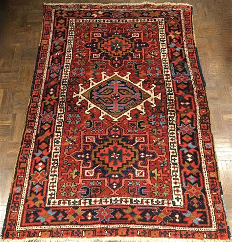 3 ft rug antique heriz rug 3 ft x 5 ft