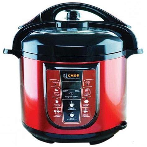 Cmos Cr40lj Rice Cooker jual rice cooker cmos pressure cooker cysb 4080g harga murah awet tahan lama