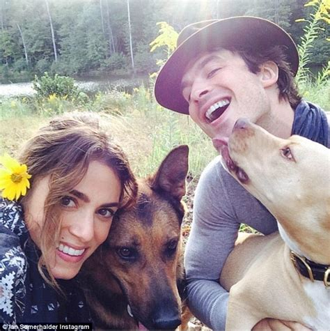 ian somerhalder nikki reed using animal rights to fight ian somerhalder gushes about new girlfriend nikki reed on