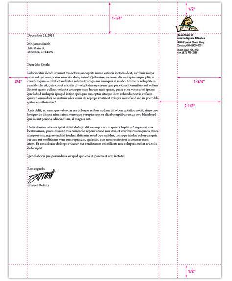order business letterhead letterhead office of marketing wright state