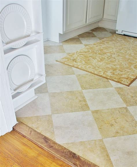 peel and stick tile frm lowes walk all me